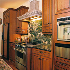 traditional kitchen by Cabinet Studio, Inc.