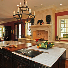 Traditional Kitchen Cabinetry by StyleCraft Cabinets