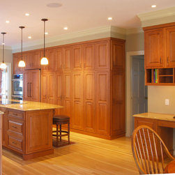 Kitchen & Bath Cabinets -