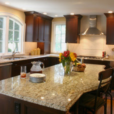 Traditional Kitchen by StyleCraft Cabinets