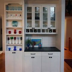 traditional kitchen by CBI Design Professionals, Inc.