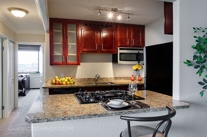 Traditional Kitchen by Chad Jackson Photo