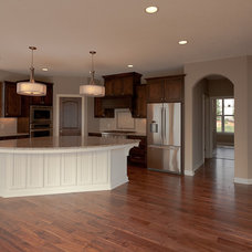 Traditional Kitchen by Che Bella Interiors