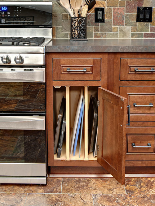 Cookie Sheet Storage Ideas Pictures Remodel And Decor