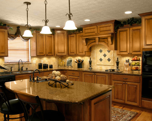 maple kitchen cabinets ideas, pictures, remodel and decor, Kitchen