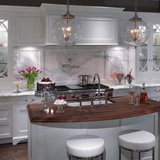 Traditional Kitchen by Creative Cabinets