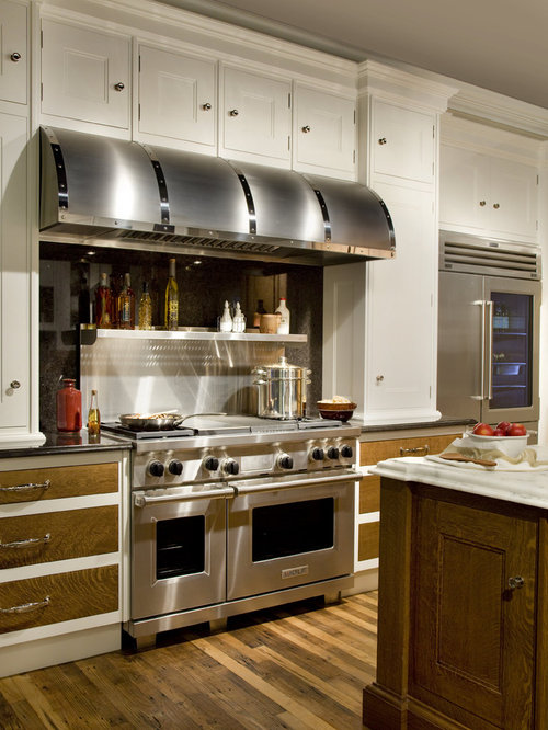 Cabinet Above Range Hood Home Design Ideas, Pictures, Remodel and Decor