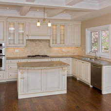 Traditional Kitchen by Danniels-French Design