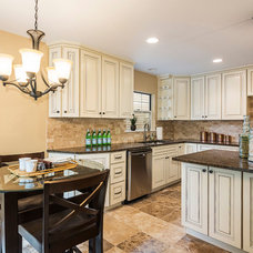 Traditional Kitchen by Decorative Designs
