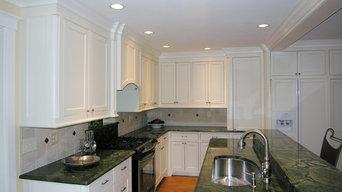 Traditional Kitchen Design in Newburyport, MA