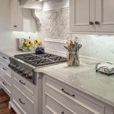 Traditional Kitchen by Sugarbridge Kitchen & Bath Design, LLC