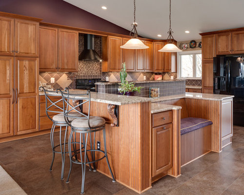Gorgeous Kitchen Renovation In Potomac Maryland: Traditional Kitchen Design
