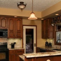 traditional kitchen by Devine Designs