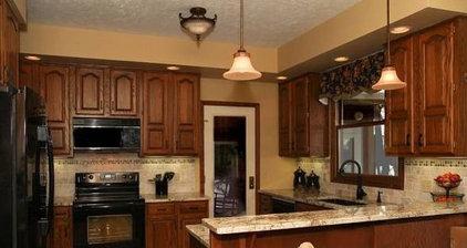 Traditional Kitchen by Devine Designs