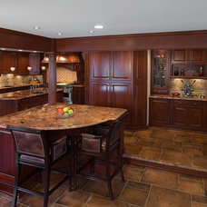 Traditional Kitchen by Dilworth's Custom Design