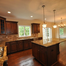 Traditional Kitchen by Distinctive Domain