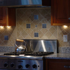 Traditional Kitchen by Dynasty Innovations LLC