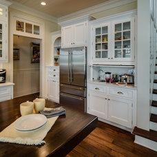 Traditional Kitchen by Edward Postiff Interiors