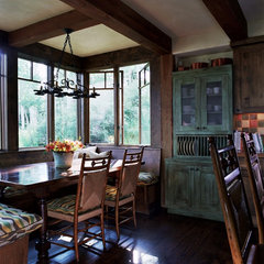 traditional kitchen by Elizabeth Dinkel