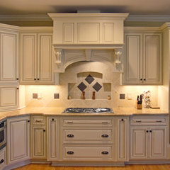 traditional kitchen by emma delon