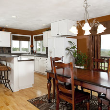 Traditional Kitchen by Focal Point Photography LLC