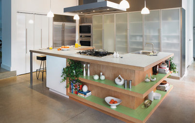 Get More From Your Kitchen Island