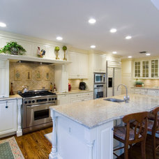 Traditional Kitchen by Foster Remodeling Solutions, Inc.