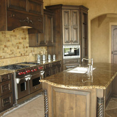 Traditional Kitchen by Haak Designs LLC