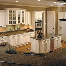 Traditional Kitchen Cabinetry by Heartwood Distributors