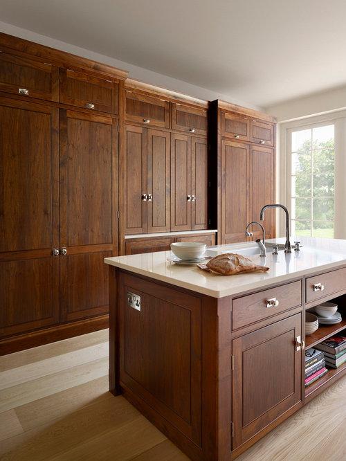 Wooden Cabinets   Houzz