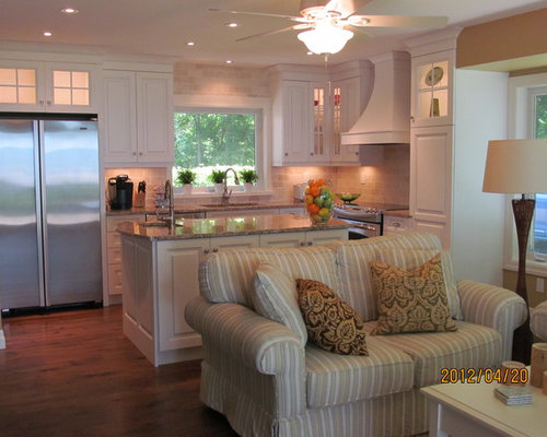 Kitchen Den Design Ideas Amp Remodel Pictures Houzz