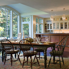 Traditional Kitchen by Eck | MacNeely Architects inc.