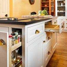 Traditional Kitchen by Laura Britt Design