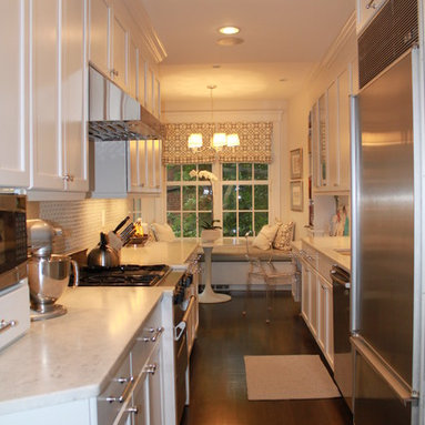 Tile floor suggestions small condo joy studio design for Traditional galley kitchens