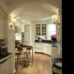 traditional kitchen by Gibbons, Fortman & Associates, Ltd.