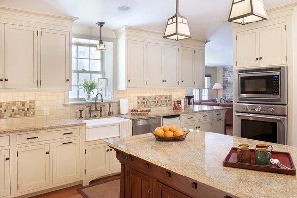 Craftsman Kitchen Traditional Kitchen