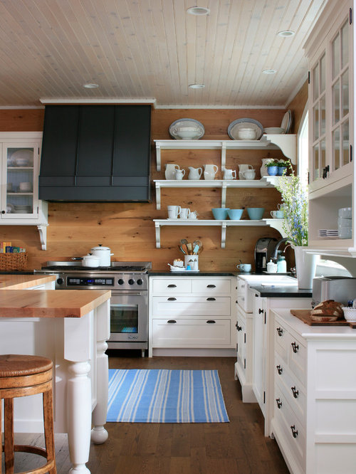 wood backsplash ideas, pictures, remodel and decor,Wood Kitchen Backsplash,Kitchen ideas