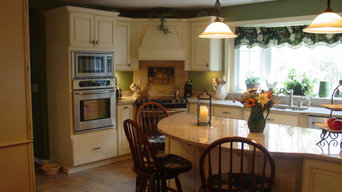 Traditional Kitchen in Amherst, NH
