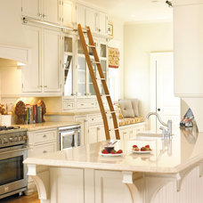 Traditional Kitchen by Fieldstone Cabinetry