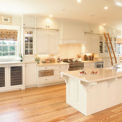 Traditional kitchen in bluffton south carolina for Houzz magazine