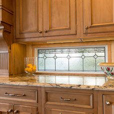 Traditional Kitchen by The Cleveland Tile and Cabinet Company