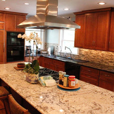 Traditional Kitchen by Highland Design Gallery