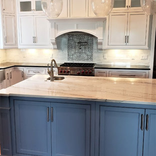 Traditional Kitchen in Gulfport, MS