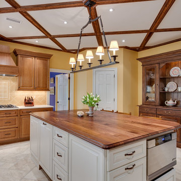 Traditional Kitchen in Potomac, MD