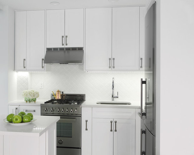 American Traditional Kitchen by Spectra Design Build