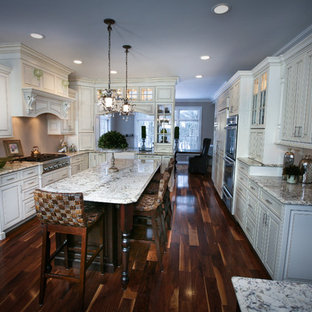 Traditional Kitchen in Wall Township