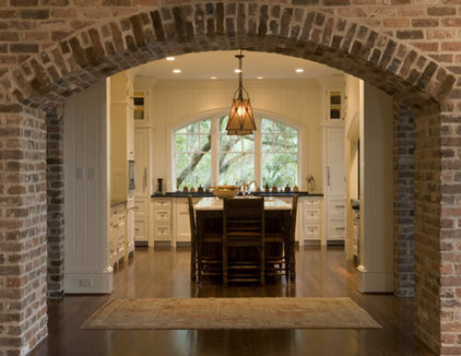 Traditional Kitchen by Island Architects
