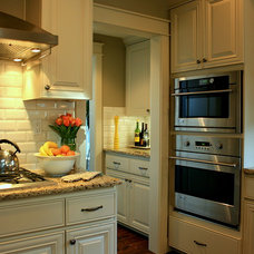 Traditional Kitchen by Janell Beals - House of Fifty Mag