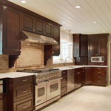Traditional Kitchen by Jason Ball Interiors, LLC