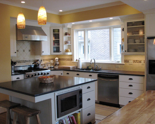 Kitchen Backsplash Accents accent backsplash | houzz